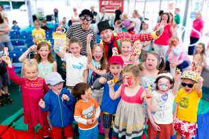 entertainment for summer with Blackthorn Arts Events