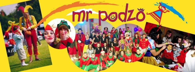 entertainment for summer with Blackthorn Arts Events and MR PODZO EVENTS