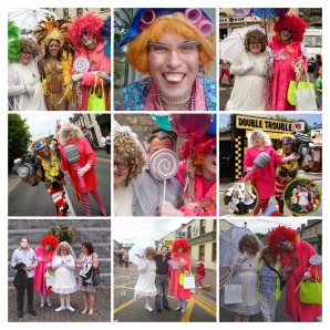 festival event entertainment from Blackthorn Arts